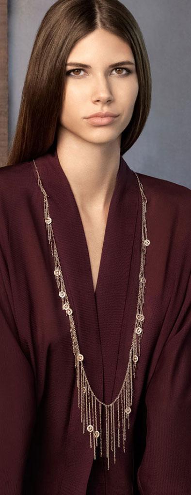 Collezione Faste Collana Argento 149 | ECLAT Preziosi