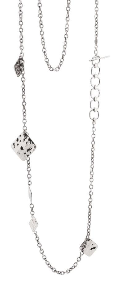 Collana collezione Flamme | Eclat gioielli in argento | Eclat jewels
