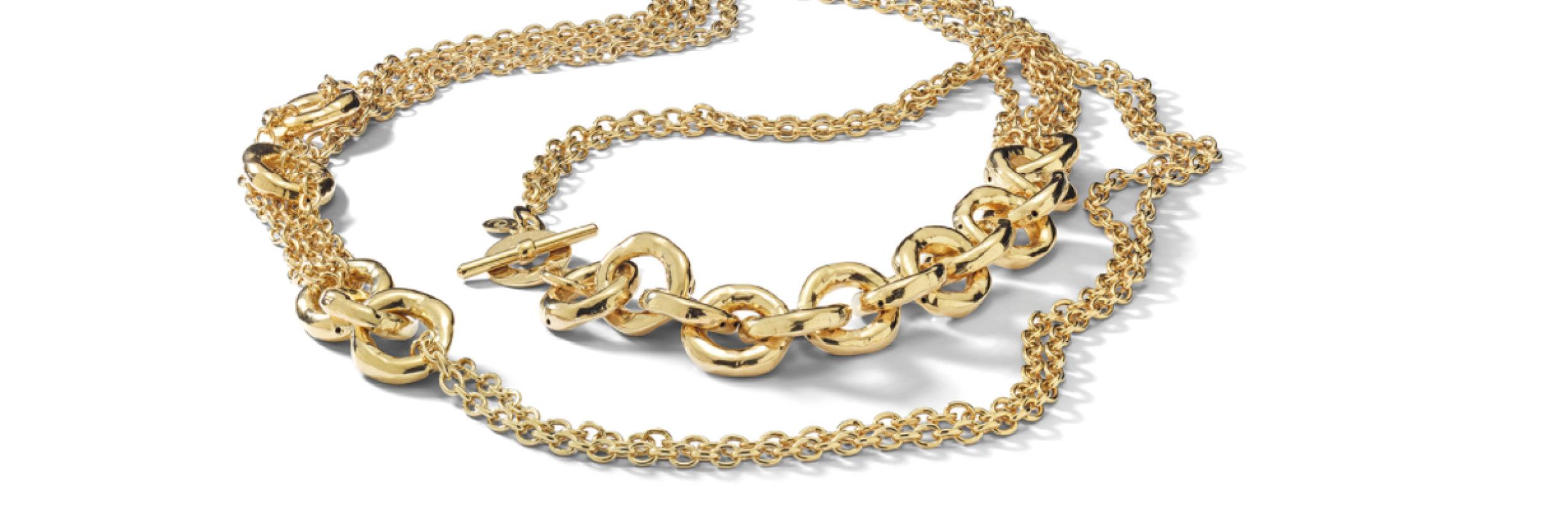 Collezione Hammer Collana Argento 375 | ECLAT Preziosi