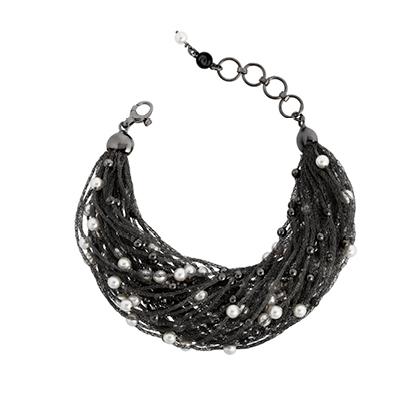 Collezione Verve Bracciale Collana Collezione Argento 183 | ECLAT Preziosi