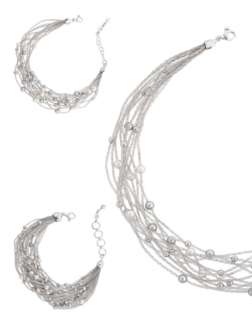 Collezione Verve Bracciali Collana Collezione Argento 181 | ECLAT Preziosi