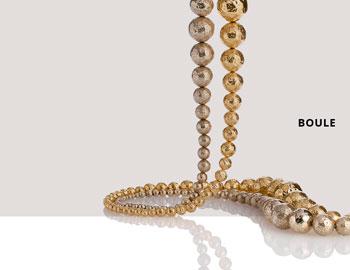 Collezione Boule Collane Argento 364 | ECLAT Preziosi