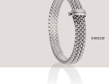 Collezione Chicco Bracciale Argento 356 | ECLAT Preziosi