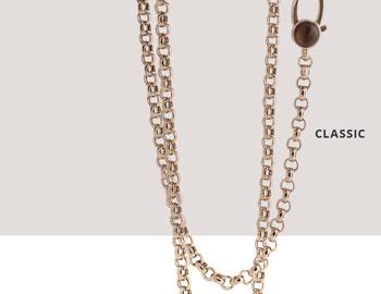 Collezione Classic Collana Argento 360 | ECLAT Preziosi