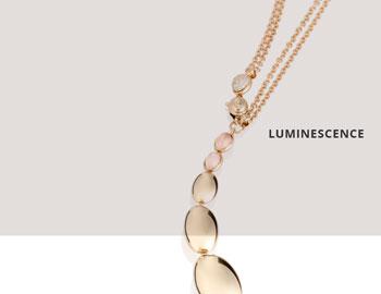 Collezione Luminescence Collana Argento 362 | ECLAT Preziosi