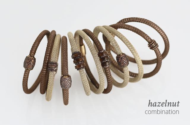 Silver Combination LOL Hazelnut | ECLAT Preziosi
