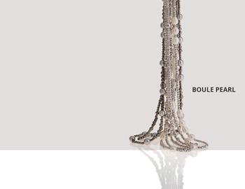 Collezione Boule Pearl Collane Argento 09 | ECLAT Preziosi