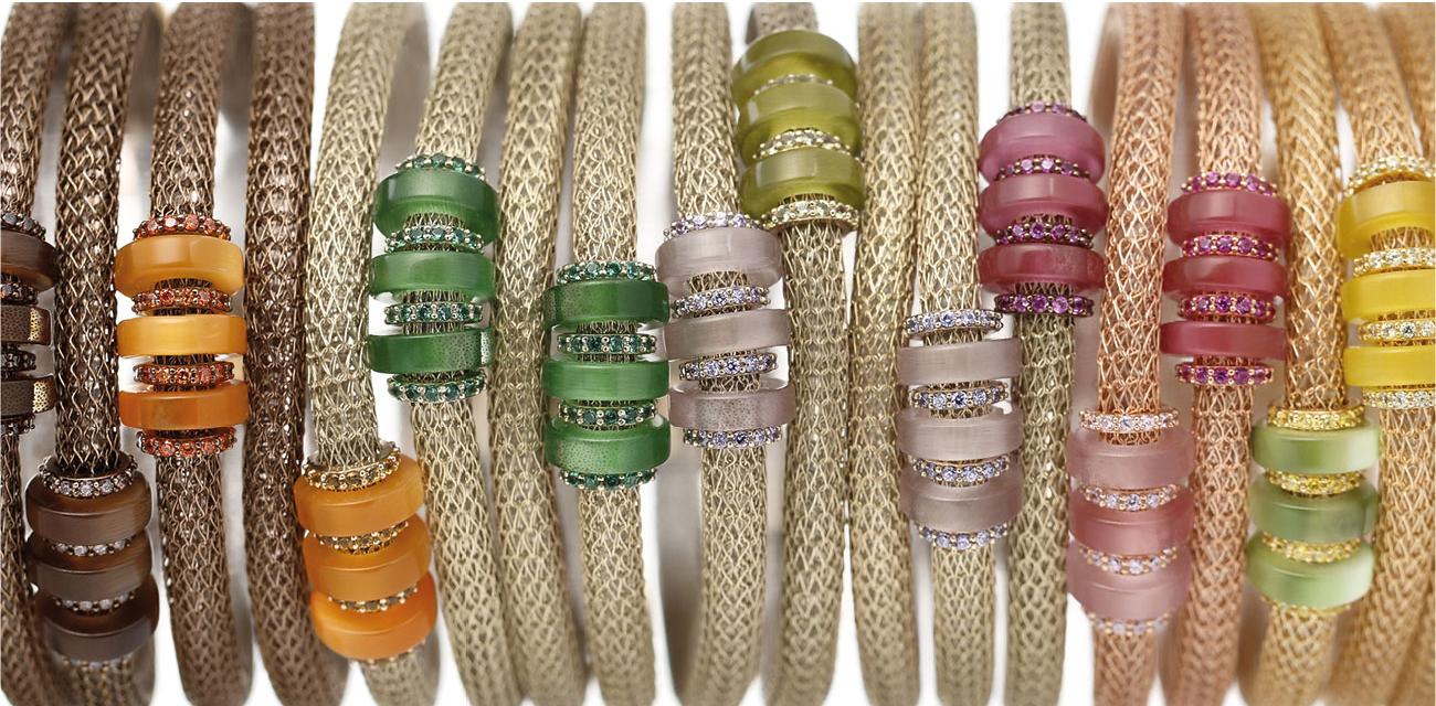 Silver Bracelets LOL Collection 91 | ECLAT Preziosi