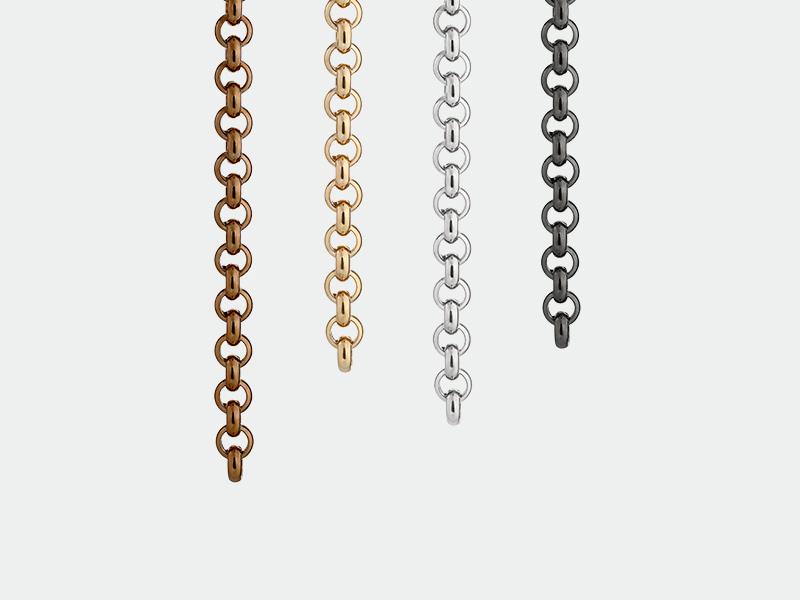 Collezione Classic Bracciali Argento 283 | ECLAT Preziosi