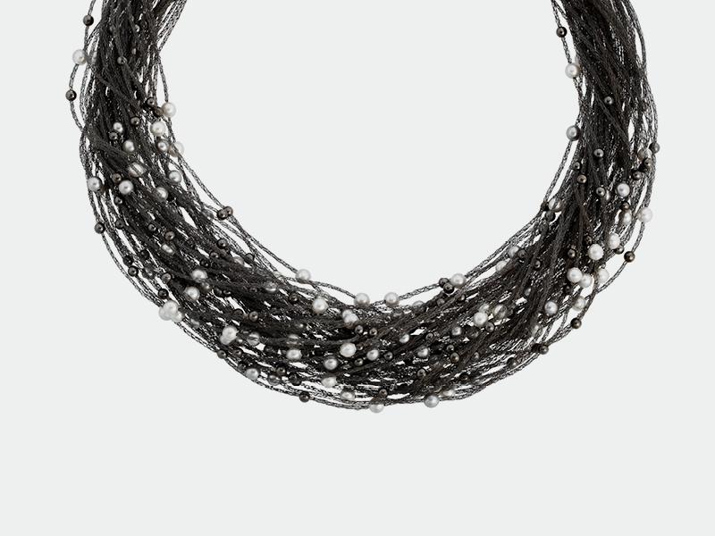 Collezione Verve Collana Argento 277 | ECLAT Preziosi