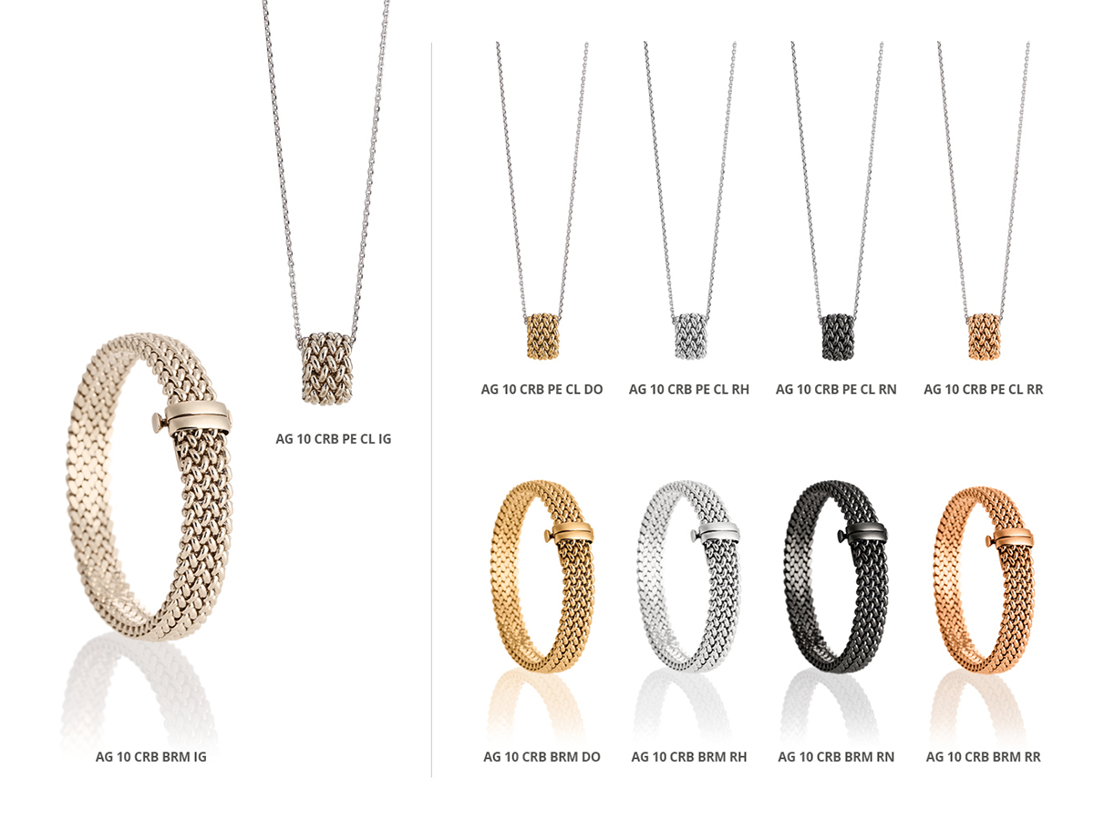 Collezione Chicco Bracciali Ciondoli Argento 102 | ECLAT Preziosi