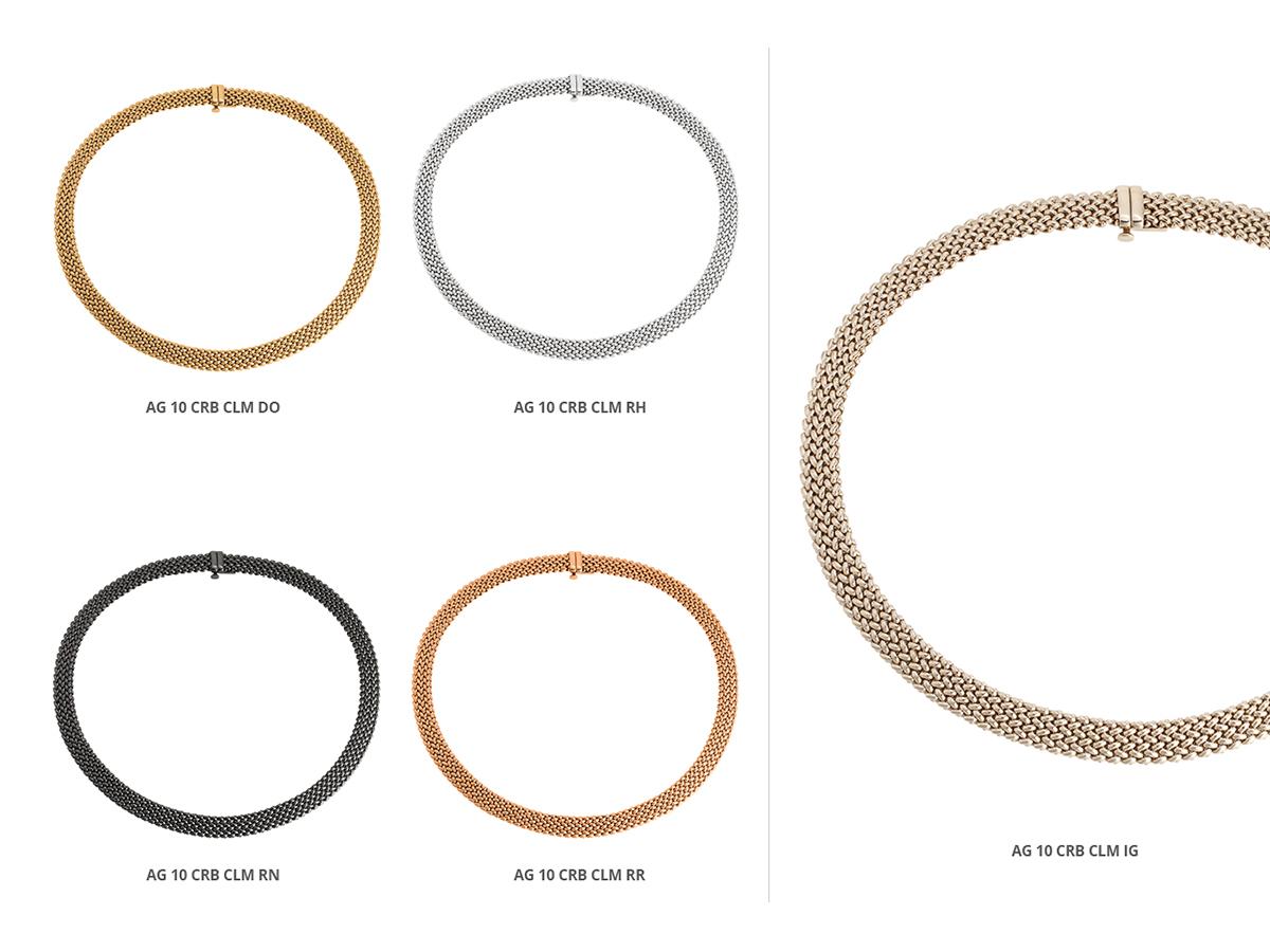 Collezione Chicco Collane Argento 101 | ECLAT Preziosi