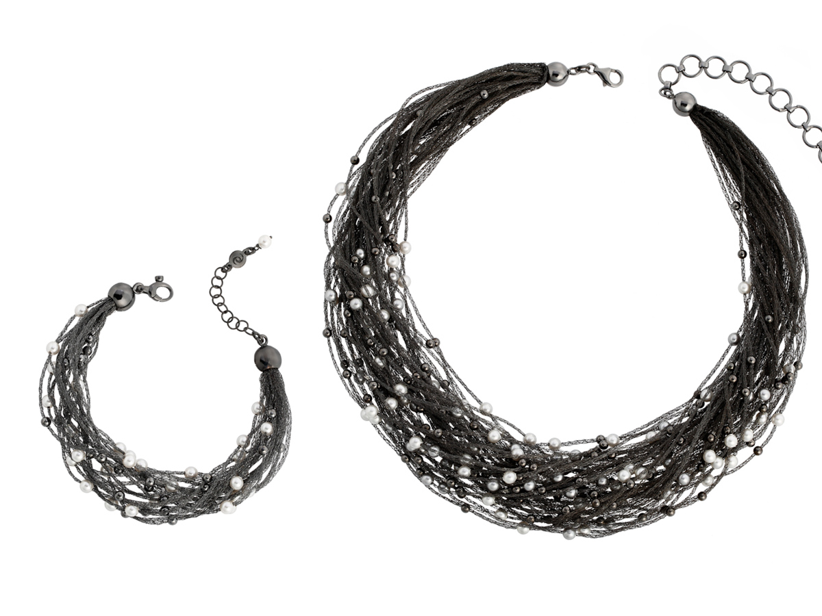 Silver Bracelets Verve Collection 111 | ECLAT Preziosi