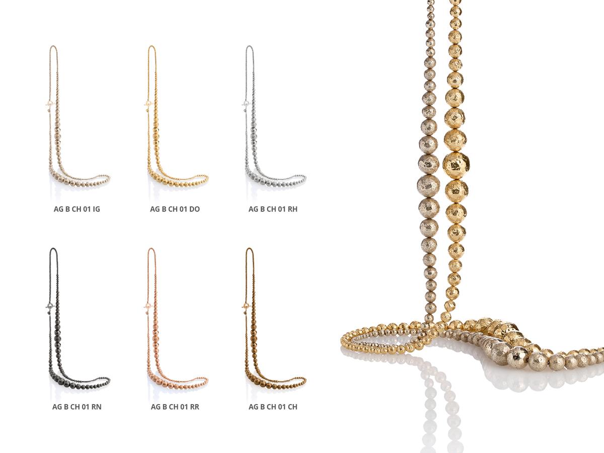 Collezione Boule Collane Argento 112 | ECLAT Preziosi