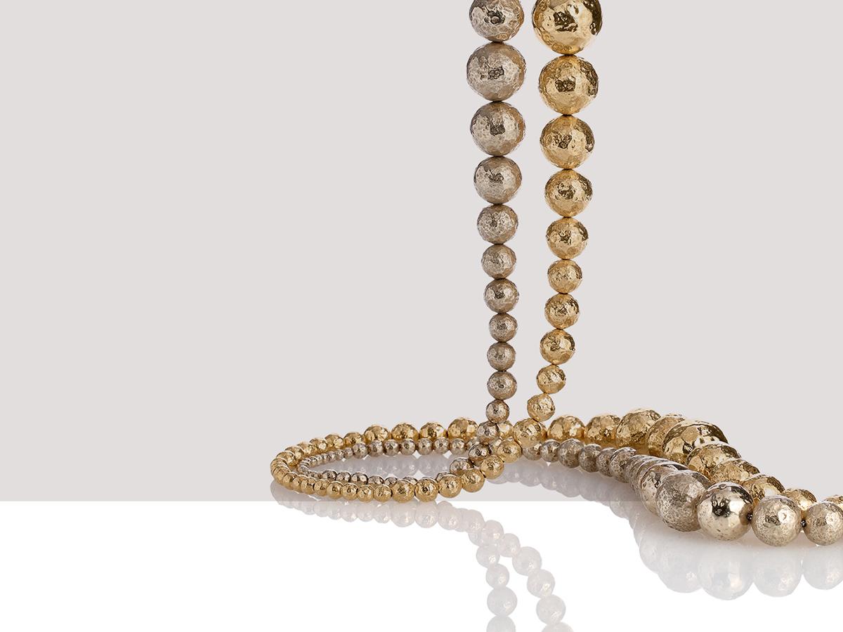 Collezione Boule Collana Argento 118 | ECLAT Preziosi