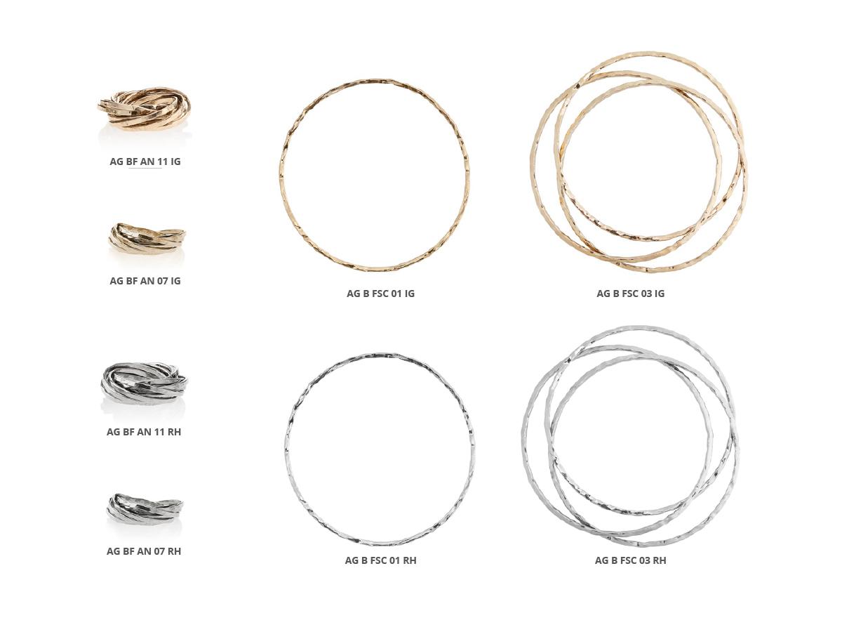 Collezione Boule Anelli Bracciali Argento 17 | ECLAT Preziosi