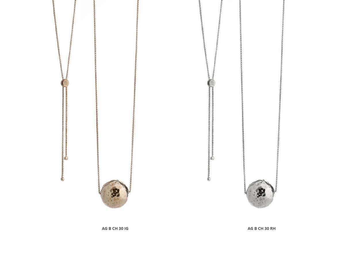 Collezione Boule Ciondoli Argento 19 | ECLAT Preziosi