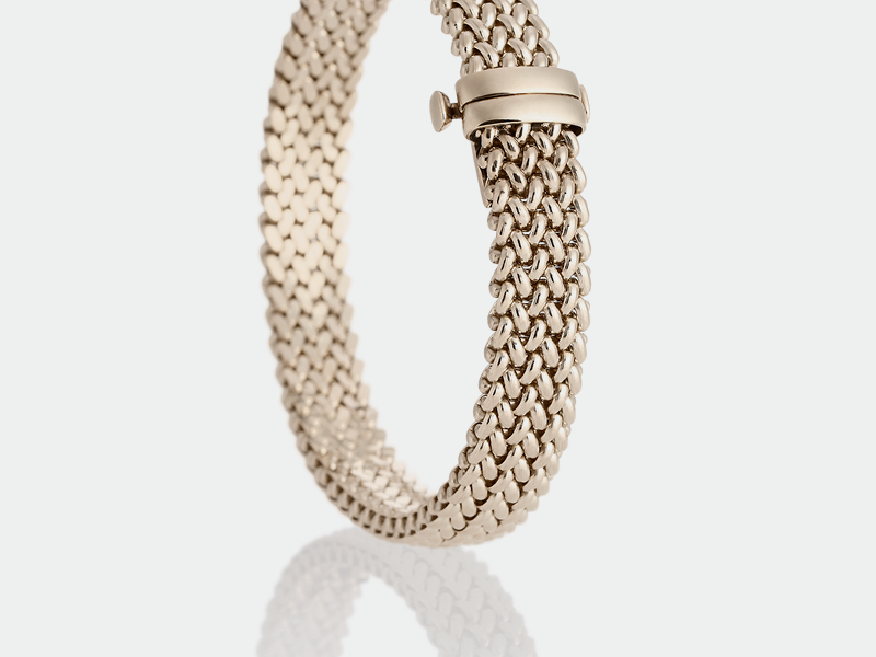 Silver Bracelet Chicco Collection 118 | ECLAT Preziosi