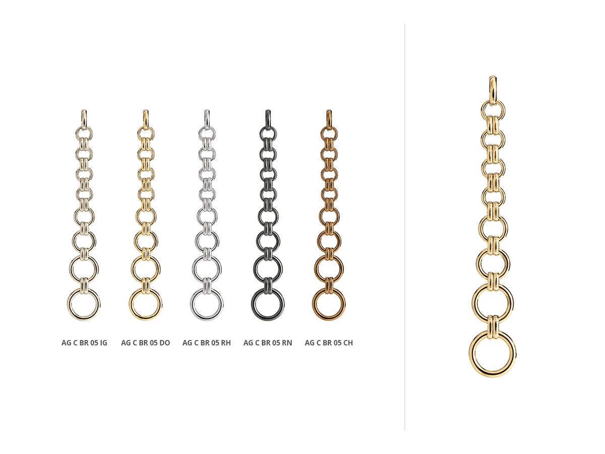 Bracciali collezione Classic 2   Eclat gioielli in argento   Eclat jewels