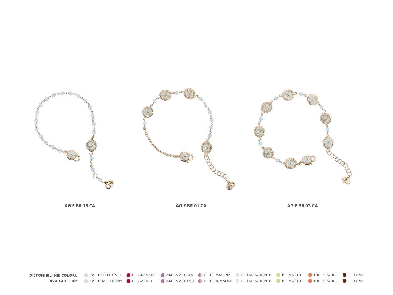 Silver Bracelets Faste Collection 92 | ECLAT Preziosi