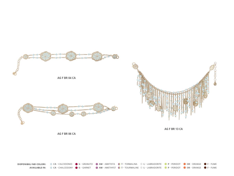 Silver Bracelets Faste Collection 99 | ECLAT Preziosi