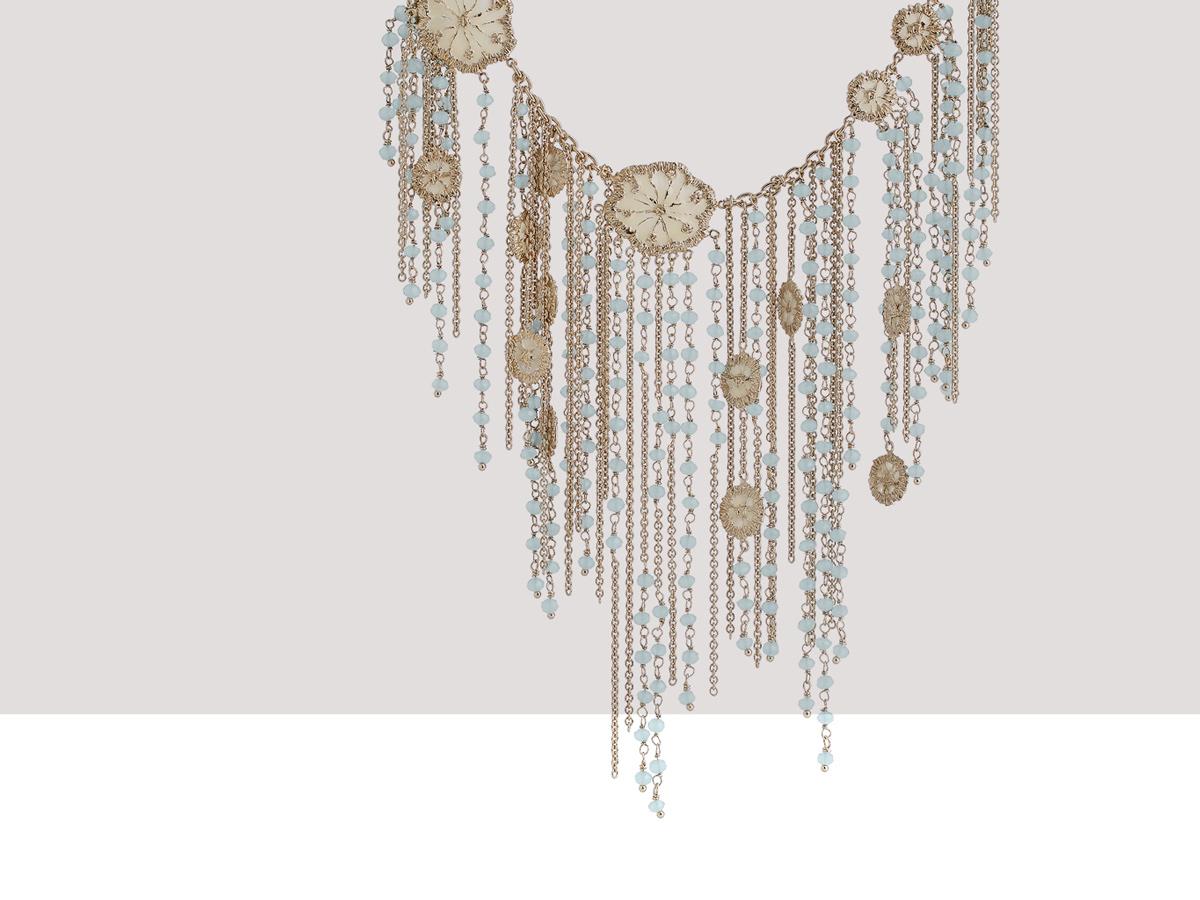 Silver Necklace Faste Collection 116 | ECLAT Preziosi