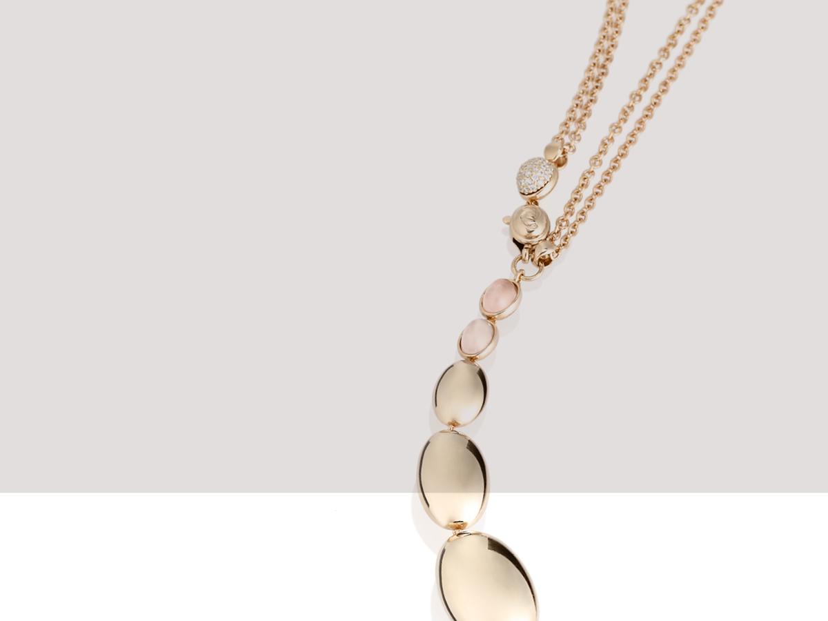 Collezione luminescence Collana Argento 00 | ECLAT Preziosi