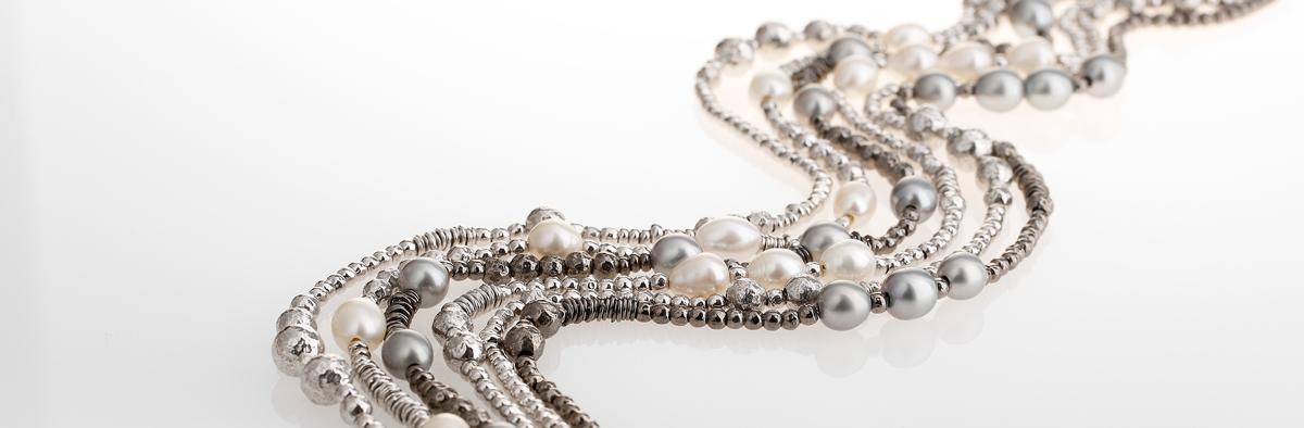 Collezione Boule Pearl Collane Argento 02 | ECLAT Preziosi