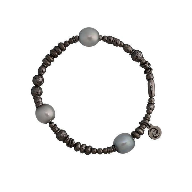 Collezione Boule Pearl Bracciale Argento 04 | ECLAT Preziosi