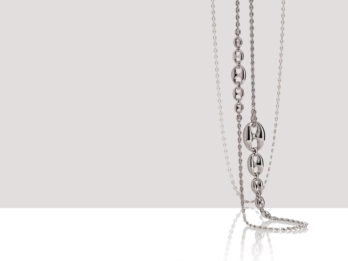 Silver Necklace Icon Collection 52 | ECLAT Preziosi