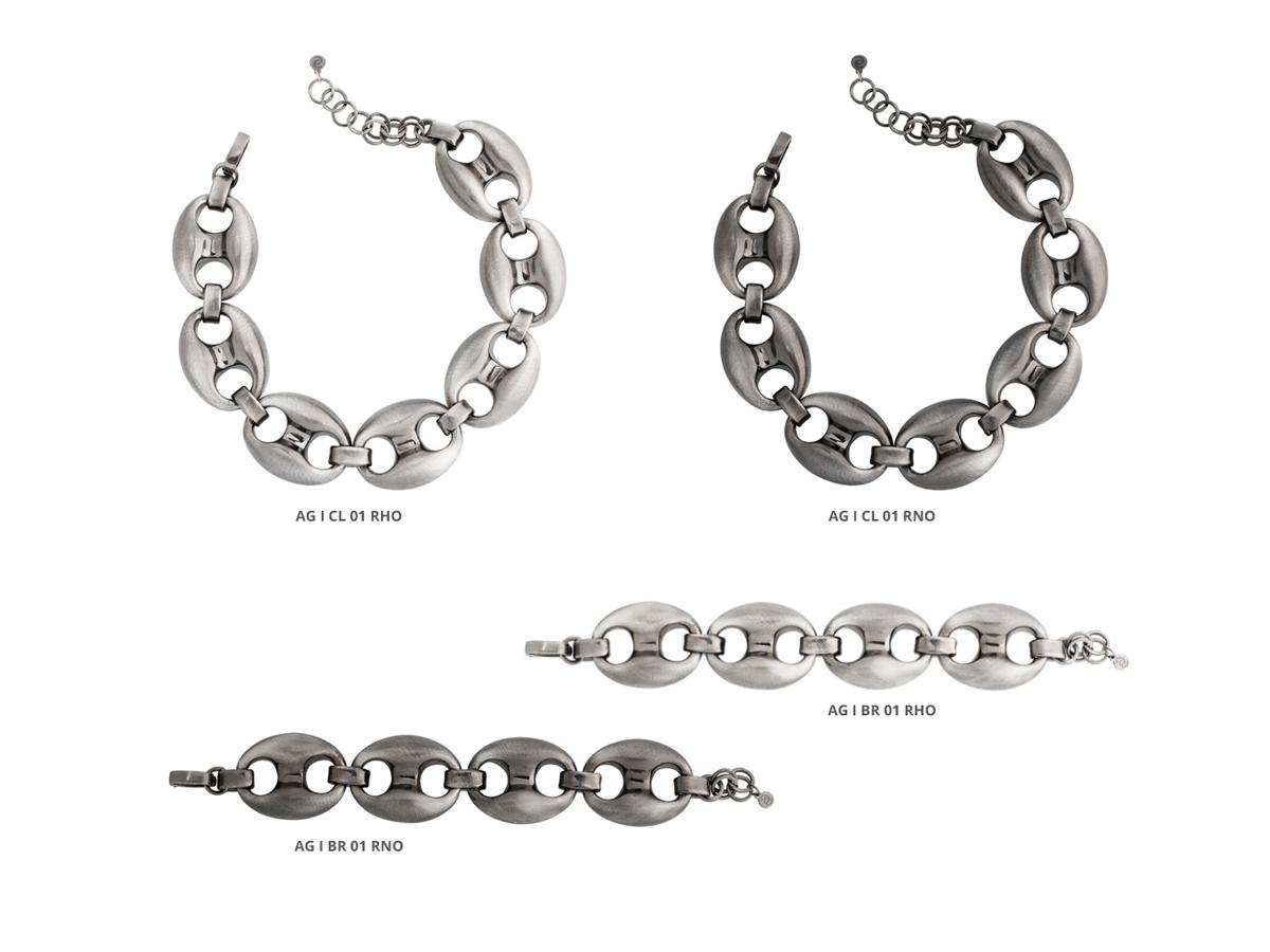 Silver Bracelets Icon Collection 80 | ECLAT Preziosi