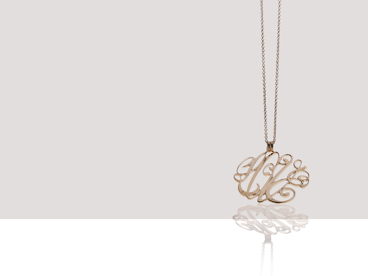 Silver Pendant Love Collection 51 | ECLAT Preziosi